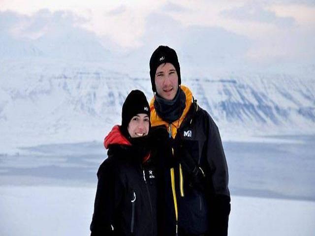 Retour à Lyon après une traversée de l'Antarctique