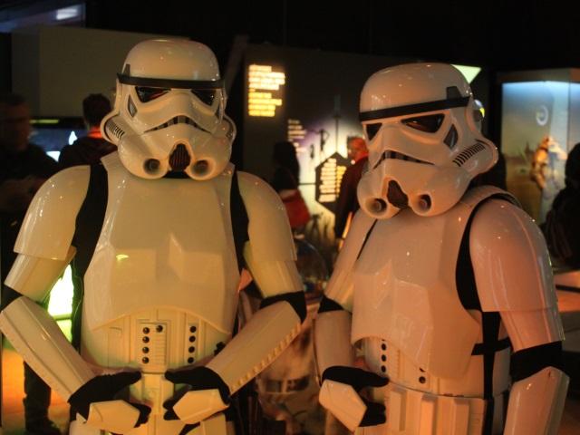Star Wars Identities à Lyon : dernier jour pour passer du côté obscur de la force