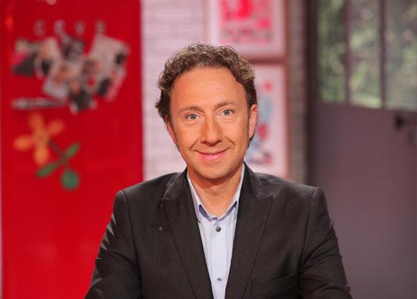 Stéphane Bern dans le top 3 des animateurs préférés des Français