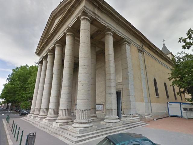 Lyon : un homme volait dans l'urne des dons d'une église