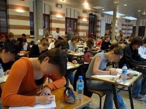 Pas de bac blanc pour les élèves de terminale du Lycée Récamier, dans le 2e