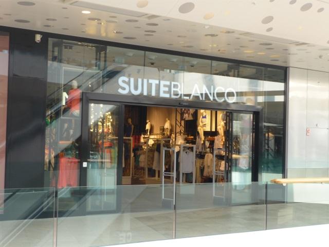 Le magasin Suite Blanco de Lyon fait les frais de la crise en Espagne