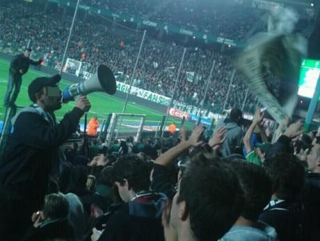 Agression d'un Magic Fan : un supporter de l'OL jugé à St Etienne