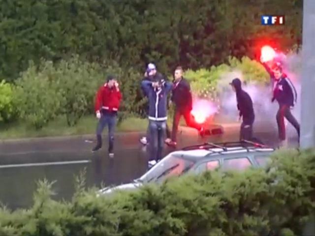 Bagarre OL-OM : le conducteur marseillais mis en examen