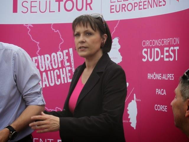 Victoire du FN aux Européennes : Sylvie Guillaume (PS-PRG) parle d'un avertissement