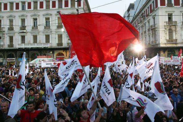 Un rassemblement de solidarité avec le peuple grec ce mercredi à Lyon