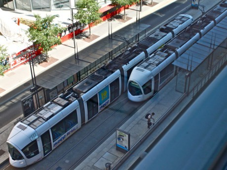 TCL : la ligne T4 du tram ne fonctionnera pas mercredi matin