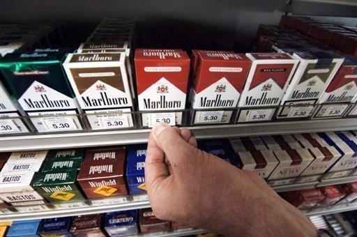 Les paquets de cigarettes bientôt camouflés par des messages d'avertissements ?