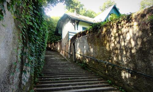 Lyon : ils ont gravi les marches de la colline de Fourvière pendant 24 heures !
