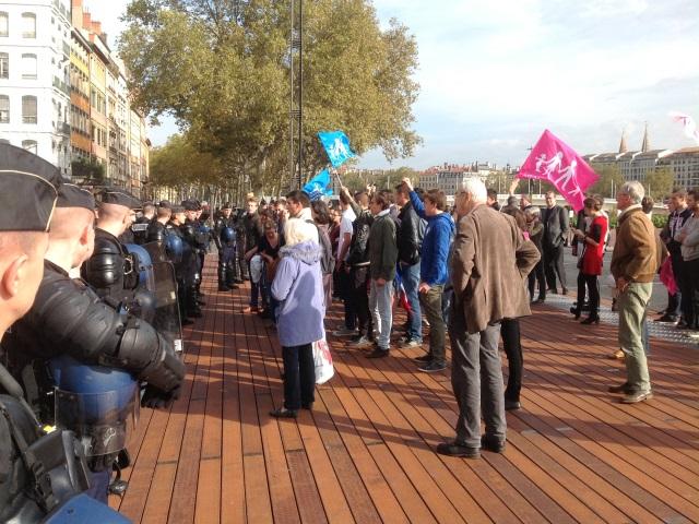 Mariage pour tous : comité d'accueil ce lundi à Lyon pour Christiane Taubira