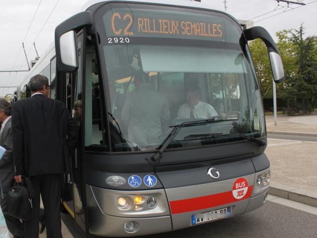 Vers un service de transports en commun unique pour toute la région Rhône-Alpes