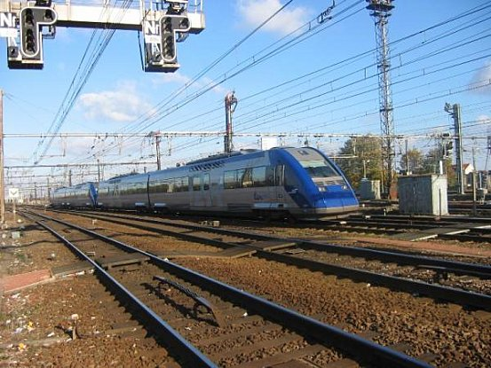 Une collision train-vache entraîne un retard sur la ligne Lyon-Clermont