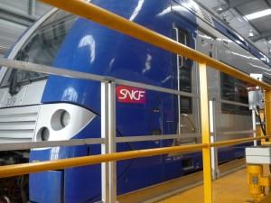 La SNCF fait parler d'elle cette semaine - Photo LyonMag