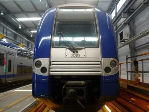 Le TER Chambéry - Lyon percute une voiture à un passage à niveau