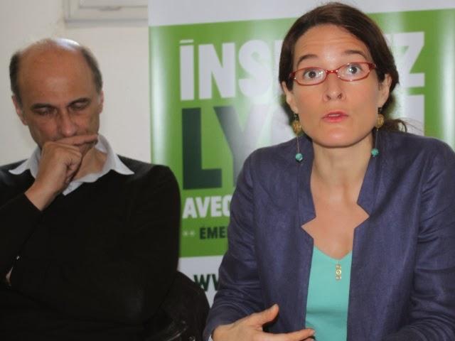 """Alliance Collomb-EELV : des accords, des désaccords et des discussions """"toujours en cours"""""""