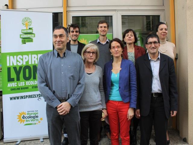 """Municipales à Lyon : les Verts présentent un programme """"entre le Collomb dépensier et le Michel Havard"""""""