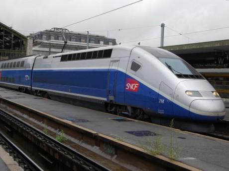 12 000 voyageurs bloqués sur la ligne TGV Sud-Est après un accident de personne