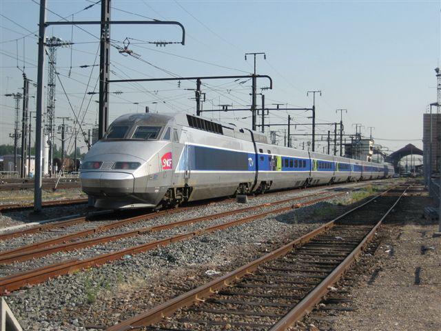 Retards en série pour les TGV entre Lyon et le sud dimanche