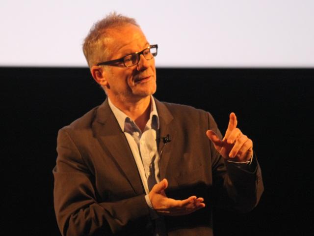 Thierry Frémaux reste à l'Institut Lumière