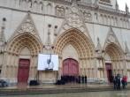 De nombreux invités étaient attendus à la cathédrale Saint-Jean de Lyon - LyonMag