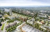 Le projet de rénovation du quartier de La Duchère – Photo Grand Lyon