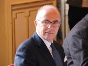 Bernard Cazeneuve, ministre de l'Intérieur - photo Lyonmag.com
