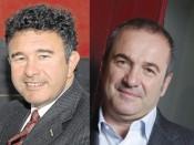 Eric Jacquet et Maurice Ricci - DR
