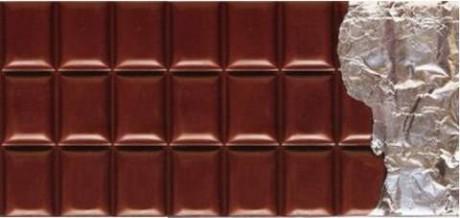 Une tablette de chocolat - DR