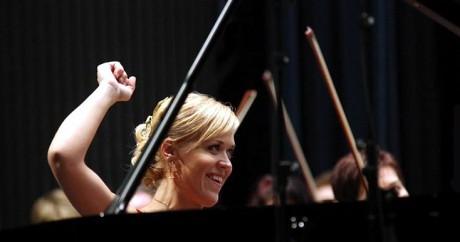 Olga Kern, prodige du piano - DR