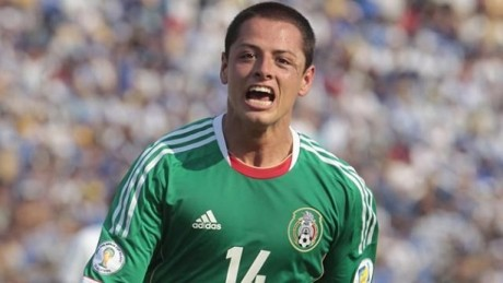 Javier Hernandez - DR