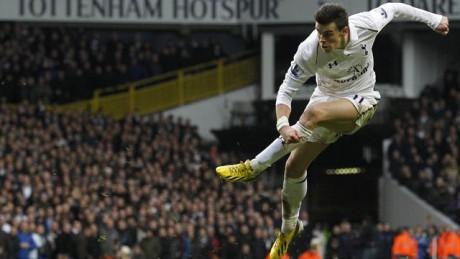 Les Spurs peuvent remercier leur arme fatale Bale - DR