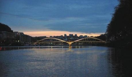 Le futur Pont Schuman - DR
