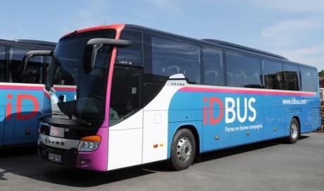 Les premières liaisons iDBUS entre Lyon et Paris sont mises en service ce jeudi - DR