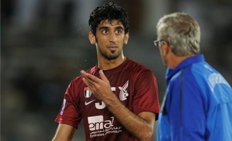 Al Kamali devra s'aguerrir avec les jeunes pour commencer - DR