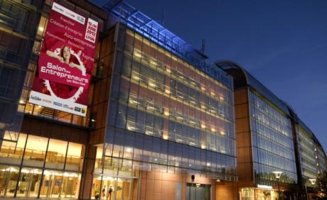 Le centre des congrès de Lyon - DR