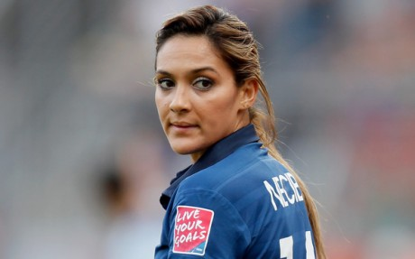 Louisa Nécib - Photo Getty Images/DR