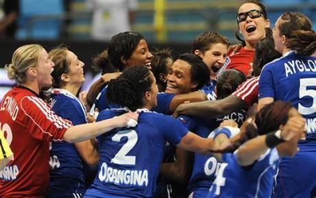 L'Equipe de France de handball féminine espère jubiler à Lyon - DR