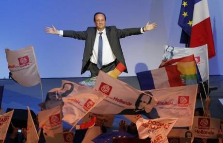 François Hollande élu depuis un an - DR