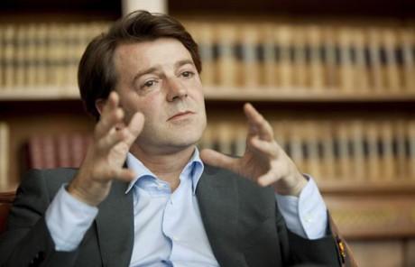 François Baroin - Photo DR