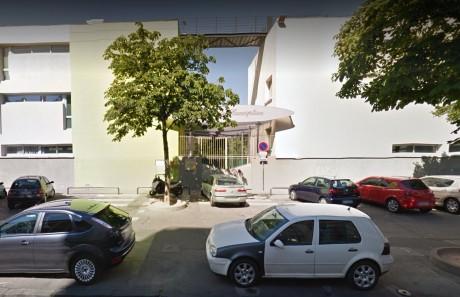 Entrée de l'école privée Immaculée-Conception à Villeurbanne - Capture d'écran