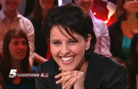 Cinq questions ont été posées à Najat Vallaud-Belkacem - Capture d'écran Canal+