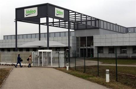 L'usine Valéo de Saint-Quentin-Fallavier - DR