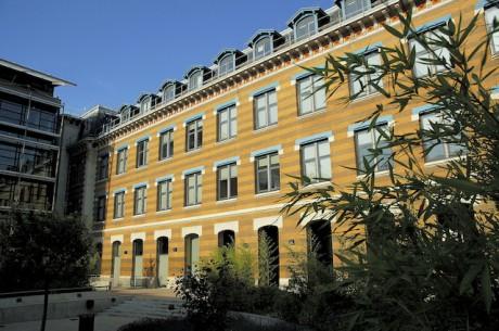 La manufacture des tabacs (Lyon III) - DR