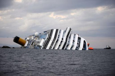 Le Costa Concordia - Photo DR