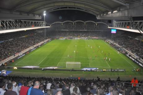 Coup d'envoi d'OL-Milan AC à 21h au stade de Gerland - LyonMag