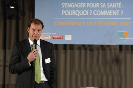 Christophe Weber - DR GSK