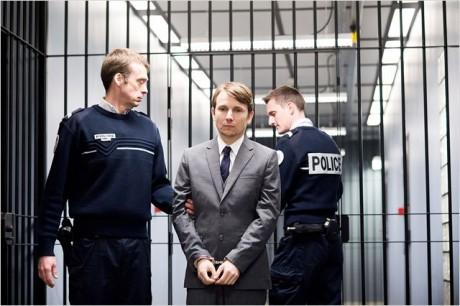 Lorant Deutsch dans la saison 1 d'Accusé - DR
