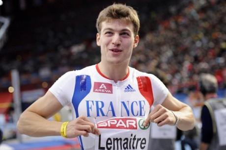 Christophe Lemaître - DR