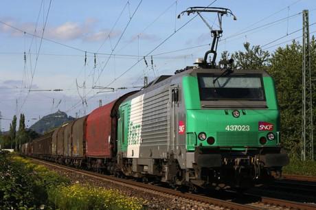 Le contournement ferroviaire de l'agglomération lyonnaise est réservé aux trains dédiés au fret - DR