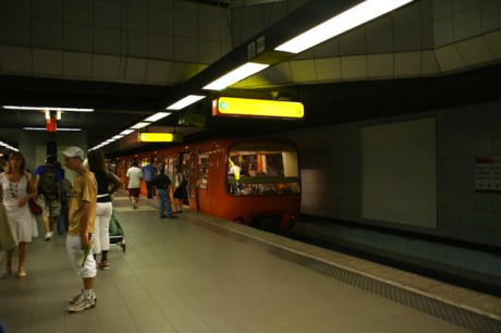 La station de métro Bellecour - LyonMag